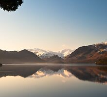 Winter in Borrowdale by mattcattell