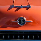1955 Oldsmobile Rocket 88 Hood Ornament by Jill Reger