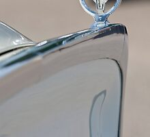 1960 Edsel Hood Ornament by Jill Reger
