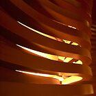 Glowing Curves 1 by Daryl Stultz