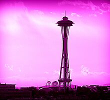 Space Needle by Soulmaytz