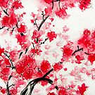 Watercolor Paintings by Kathie Nichols