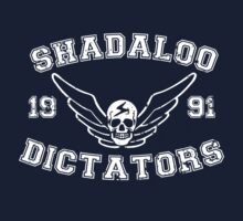 Shadaloo Dictators by Bagu