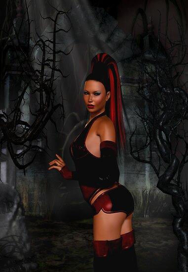Vampire Nights by LoneAngel