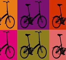 Bicycle by Richard Harris
