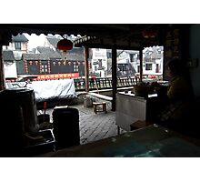 dumpling restaurant Photographic Print