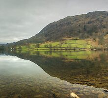 Rydal Water, Lake District by VoluntaryRanger