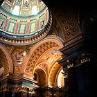 St. Stephen's Basilica, Budapest by Hugh O'Brien
