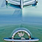 1954 Oldsmobile super 88 Hood Ornament by Jill Reger