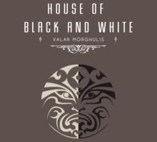 House of Black and White Tee by liquidsouldes