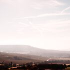 Panorama over Champagne, France by Hugh O'Brien