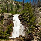 Upper fishcreek Falls  by jeff welton