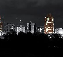 Downtown Raleigh NC by allin1photos