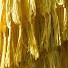 Cascading Yellow by Heather Crough