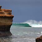 Bird Rock Barrel by Erik Holt