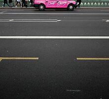 Nobody Leaves Baby on a Bridge by Rhys Jones