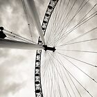 The London Eye by Rhys Jones