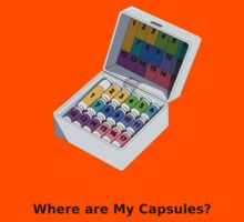 Want your own Capsules? by Gerogirl