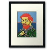 my vincent Framed Print