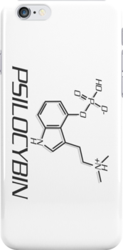 PSILOCYBIN Molecule by Netherlabs