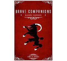 Brave Companions Photographic Print