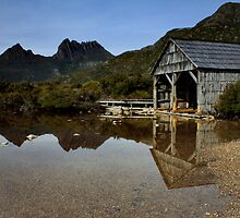 Dove Lake Reflections_Cradle Mountain by Sharon Kavanagh