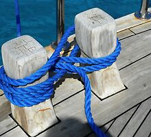 cleat and rope by juliecronin