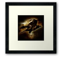 from dream to dream Framed Print
