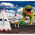 Painted  Desert Indian Center by gwarn