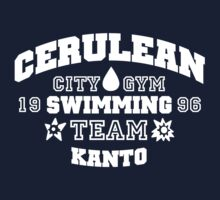 Cerulean Swimming Team Kids Clothes