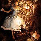 Alice's fall by MadameThenadier