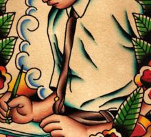 Old Timers - Amund Dietzel Sticker