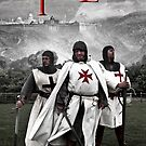 Knights Templar! by Paul Benjamin