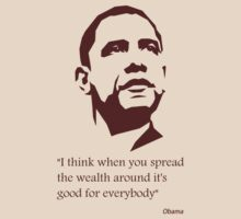 Obama by macaulay830