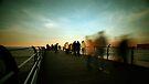 Saltburn - Evening Strollers by PaulBradley