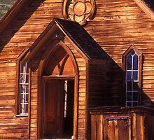 Bodie Methodist Church by ©  Paul W. Faust