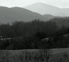 Landscape in Black & White by ctheworld
