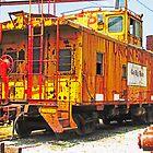 train-vintage by NIKULETSH