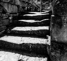 Ancient steps by Revenant