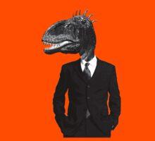 The Saurus Society - No Extinction Theory Kids Clothes