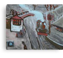 Goathland station Canvas Print