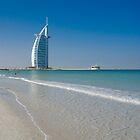 Dubai beach hotel by sloweater