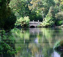 Cheltenham parks and gardens by Joyce Knorz