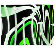 nature. Green fantasy Poster