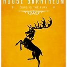 House Baratheon by liquidsouldes