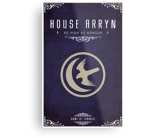 House Arryn Metal Print