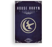 House Arryn Canvas Print