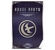 House Arryn Poster