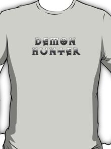 Demon Hunter (Silver Version) T-Shirt