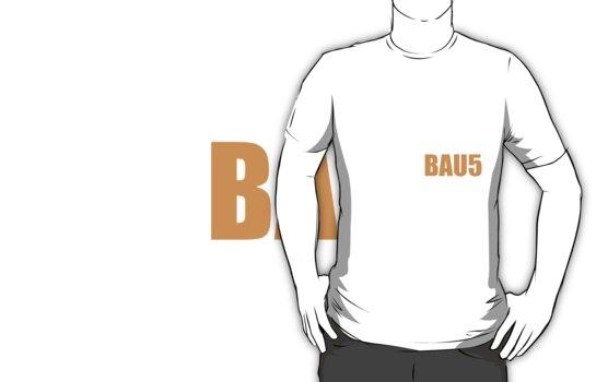 Like a Bau5 by nicholax11